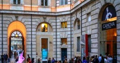 Canova mostra a Roma