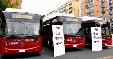 Roma piu bus malatesta
