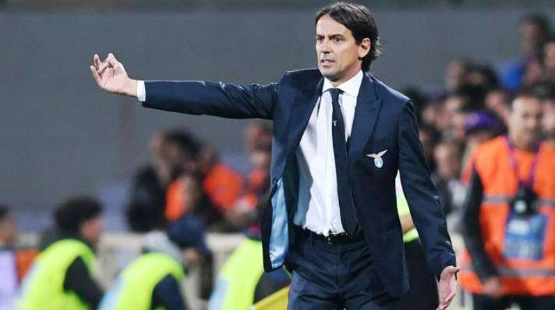 Simone Inzaghi Lazio