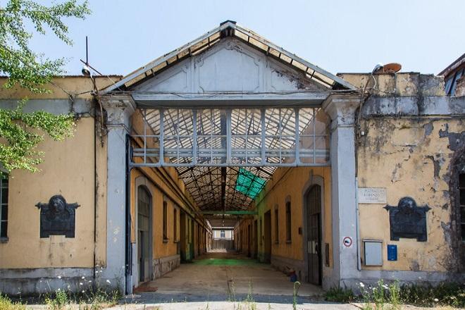 Roma ex Caserma Guido Reni - foto Campidoglio