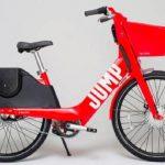Bike-sharing JUMP di Uber a Roma