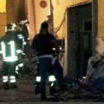 Un morto nell'esplosione in una palazzina nel quartiere Campomoro a Rieti