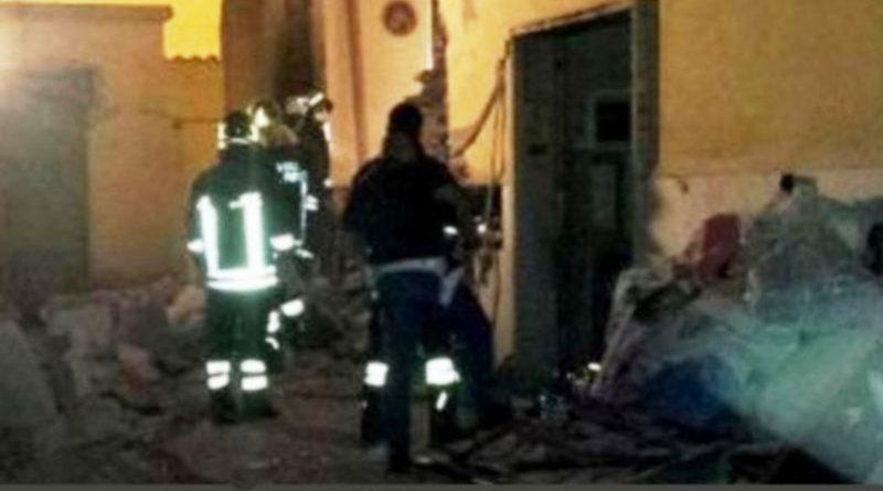 esplosione a Rieti