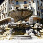 Restauro della Fontana delle Rane: è il primo progetto di tale portata dal 1927