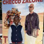 Checco Zalone domani al cinema con Tolo tolo