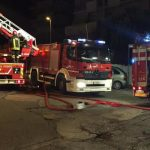 Incendio a Nettuno: morto Massimiliano Galimberti