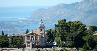 Lenola Santuario Madonna Colle