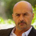Per l'attore Luca Zingaretti brutto incidente in moto in via Cola di Rienzo