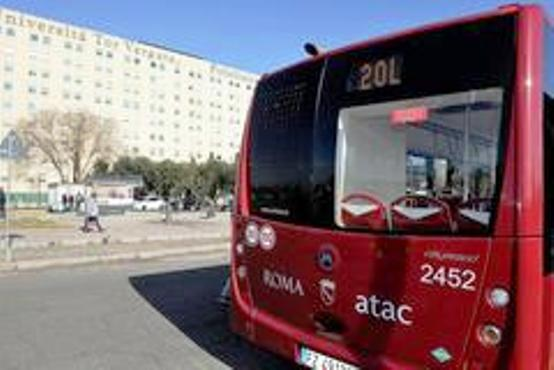 linea bus 20l Roma