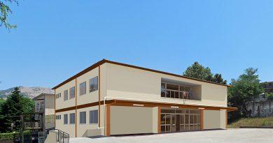 Adeguamento alla normativa antincendio degli edifici scolastici - Cori scuola Radicchi