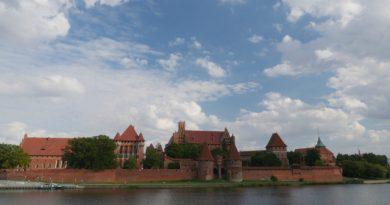 Il castello di Malbork