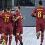 La Roma batte il Parma e riprende il quinto posto