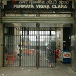La stazione di Vigna Clara riaprirà entro l'anno