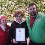 Il Sushi Passion di Ladispoli riceve il certificato come ristorante Giapponese autentico