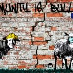 Herd Immunity: a Roma l'ironia pungente della Street Artist Laika