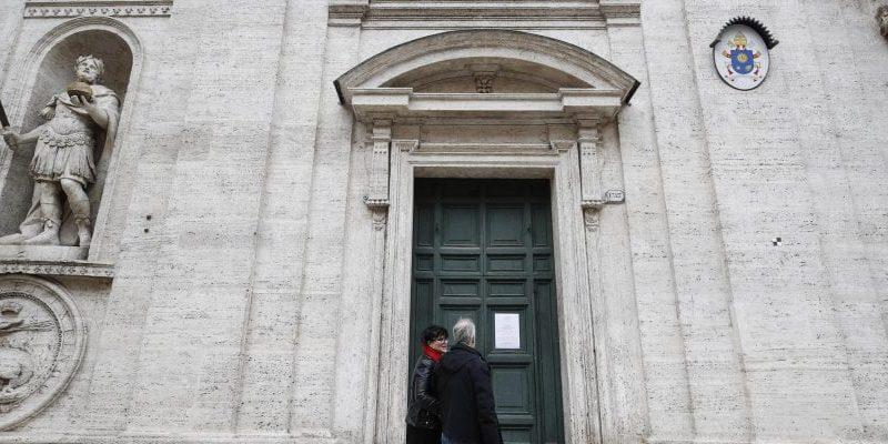 San Luigi dei Francesi a Roma