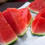 L'anguria frutto dell'estate romana e fa anche bene