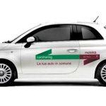 Cento vetture car sharing comunale a disposizione del personale sanitario