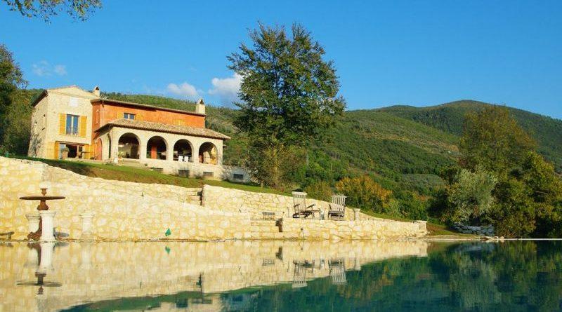 case vacanze nel Lazio