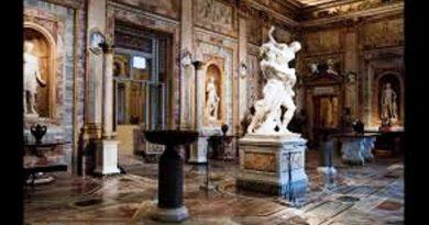nuovo ristorante alla Galleria Borghese