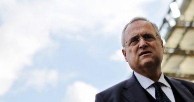 Lotito - La Lazio ha voglia di tornare in campo