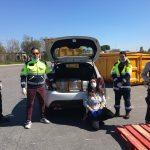 Ladispoli. Leroy Merlin Fiumicino dona dpi per Polizia e volontari