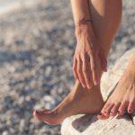 Come prendersi cura dei piedi da soli