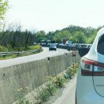 Fuga dei romani verso Pomezia: centinaia di auto in coda