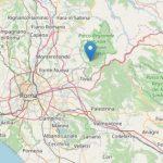 Scossa di terremoto magnitudo 3 a Marcellina a due passi dalla Capitale