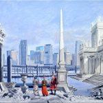L'Instituto Cervantes di Roma ospita la prima italiana della mostra L'universo di Ignacio Goitia