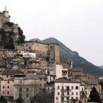 A Subiaco turisti, fedeli e curiosi da ogni parte d'Italia