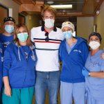 Sono ripresi i clinic della Smile House Roma
