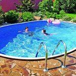 I romani si sono innamorati delle piscine da giardino