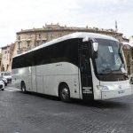 Nuova flotta romana. 70 pullman privati per potenziare collegamenti metro