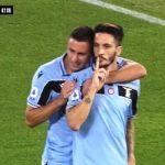 La Lazio non si arrende mai e rimane ad un passo dalla Juve