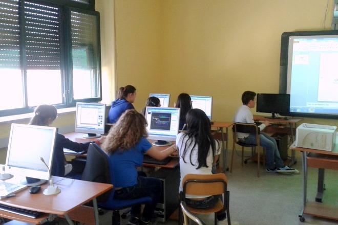 Roma scuole aperte