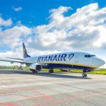 A luglio ed agosto con Ryanair si cambia volo senza pagare un supplemento