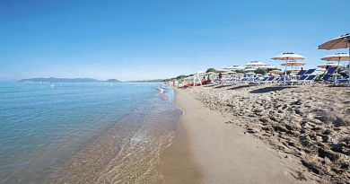 Eurospin Viaggi - Osa Village Argentario spiaggia