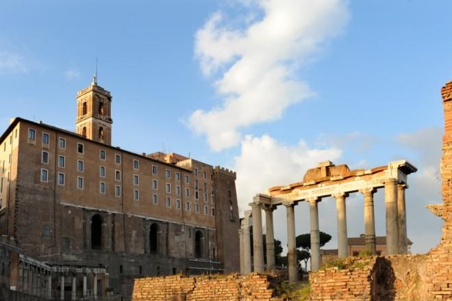 Roma storia