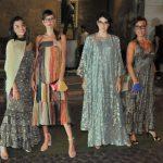 Tarquinia. La Sfilata di moda al contrario convince e conquista i visitatori