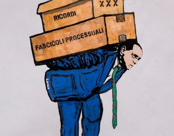 Silvio Berlusconi trasloca