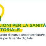 Investimento da 82 milioni per il rafforzamento della sanità territoriale nel Lazio