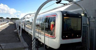 metro c treno