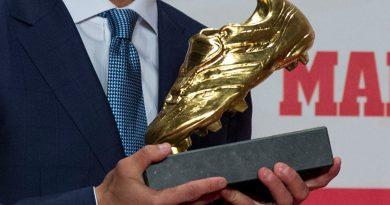 scarpa d'oro