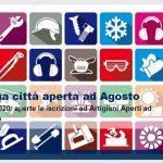 Roma città aperta ad agosto: ecco gli elenchi di artigiani, commercianti e servizi aperti