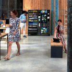 Cresce la presenza dei distributori automatici nei condomini di Roma: pausa caffè e molto di più