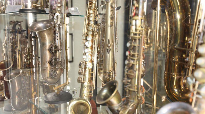 museo del saxofono Roma