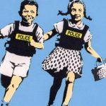 Banksy in mostra al Chiostro del Bramante a Roma fino all'8 aprile 2021
