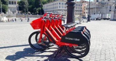 bici elettriche rosse