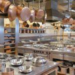 Attrezzatura per ristorazione per cucine professionali